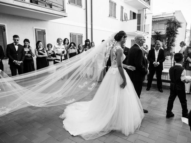 Il matrimonio di Mariapia e Davide a Palmi, Reggio Calabria 15
