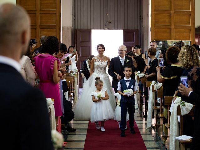 Il matrimonio di Mariapia e Davide a Palmi, Reggio Calabria 16