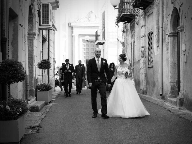 Il matrimonio di Mariapia e Davide a Palmi, Reggio Calabria 18