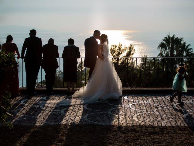 Il matrimonio di Mariapia e Davide a Palmi, Reggio Calabria 19