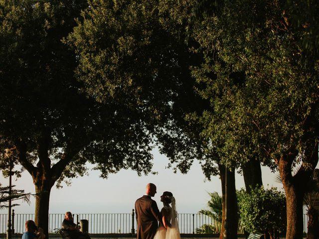 Il matrimonio di Mariapia e Davide a Palmi, Reggio Calabria 1