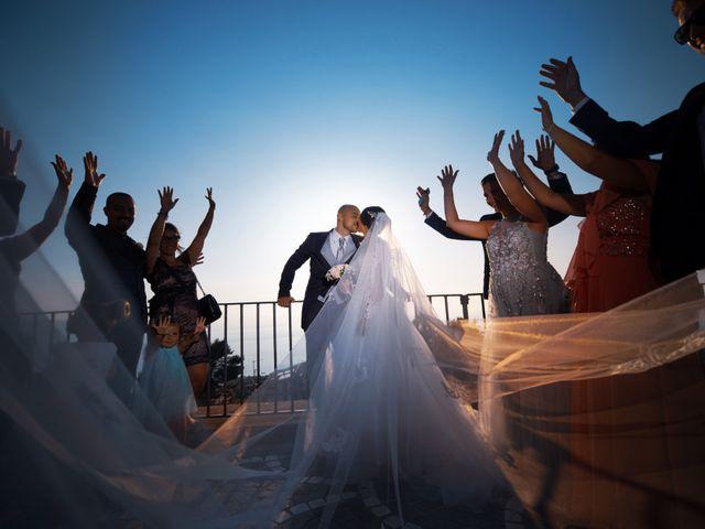 Il matrimonio di Mariapia e Davide a Palmi, Reggio Calabria 20