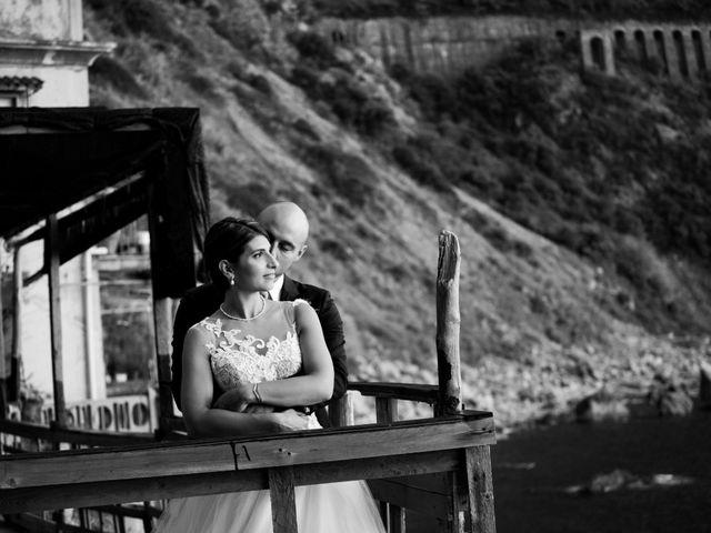 Il matrimonio di Mariapia e Davide a Palmi, Reggio Calabria 21