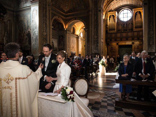 Il matrimonio di Maurizio e Silvia a Rho, Milano 20
