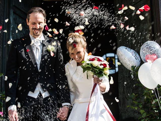 Il matrimonio di Maurizio e Silvia a Rho, Milano 25
