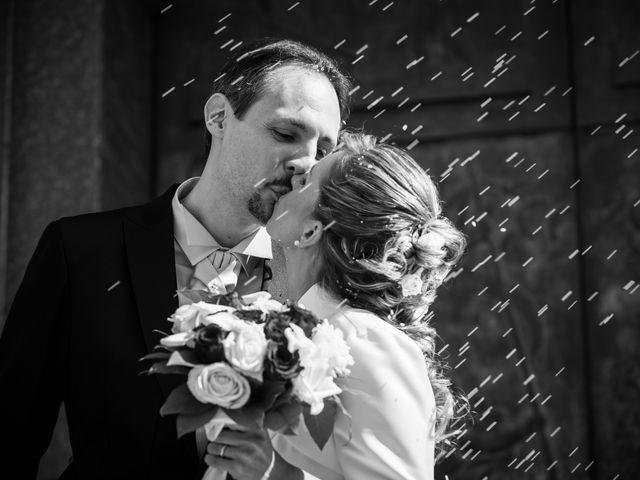 le nozze di Silvia e Maurizio