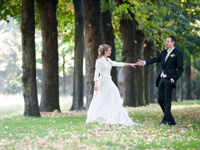 Il matrimonio di Maurizio e Silvia a Rho, Milano 40