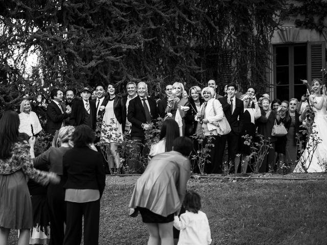 Il matrimonio di Maurizio e Silvia a Rho, Milano 61