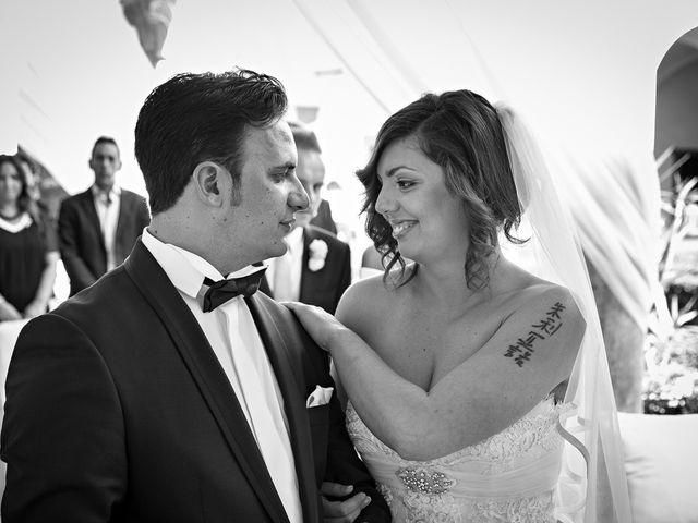 Il matrimonio di Valentina e Damiano a Carobbio degli Angeli, Bergamo 9