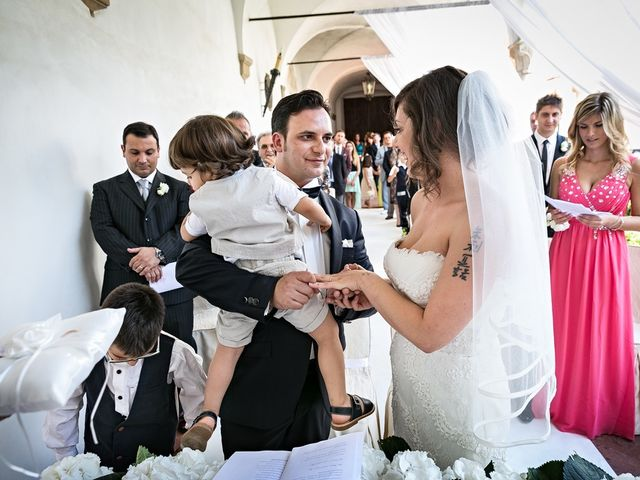 Il matrimonio di Valentina e Damiano a Carobbio degli Angeli, Bergamo 10