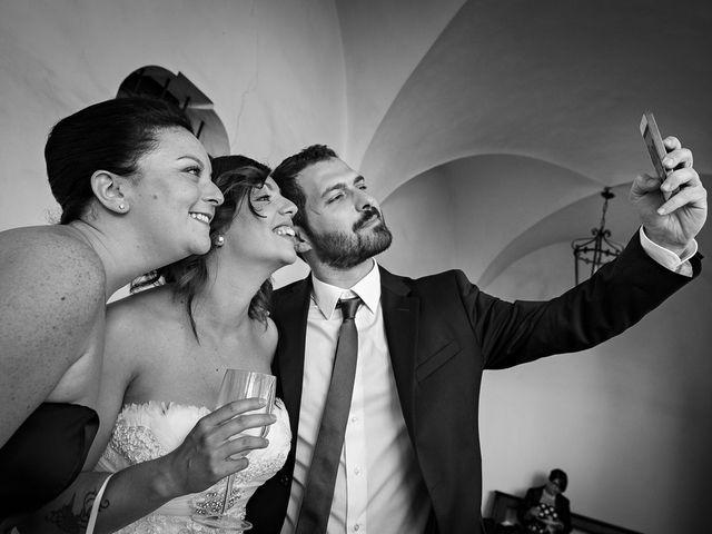 Il matrimonio di Valentina e Damiano a Carobbio degli Angeli, Bergamo 11