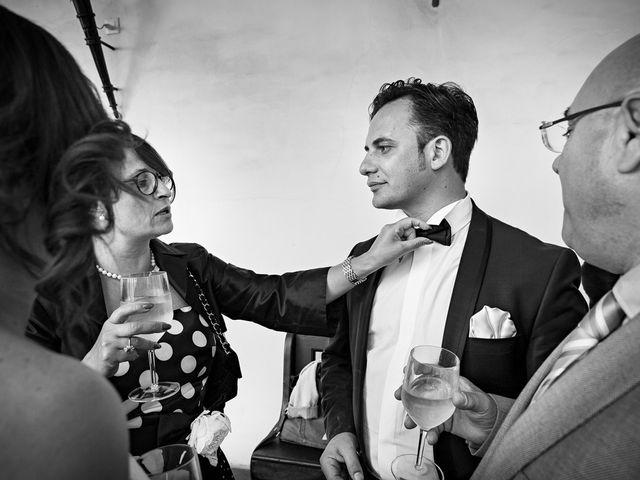 Il matrimonio di Valentina e Damiano a Carobbio degli Angeli, Bergamo 14