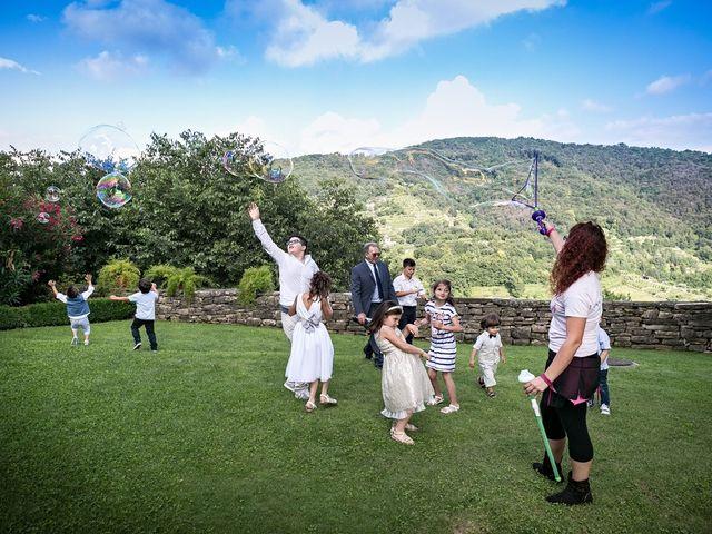 Il matrimonio di Valentina e Damiano a Carobbio degli Angeli, Bergamo 16