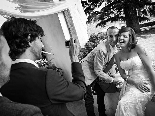Il matrimonio di Valentina e Damiano a Carobbio degli Angeli, Bergamo 17