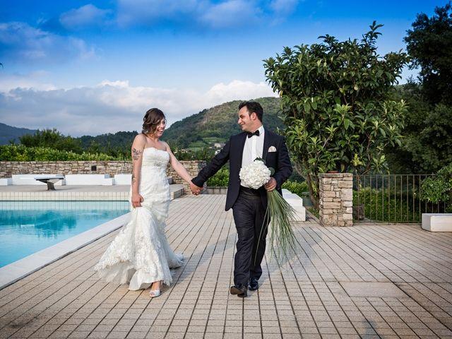 Il matrimonio di Valentina e Damiano a Carobbio degli Angeli, Bergamo 19