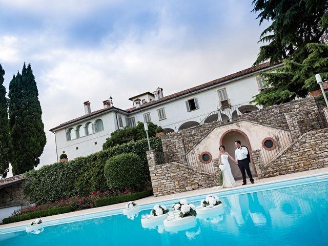 Il matrimonio di Valentina e Damiano a Carobbio degli Angeli, Bergamo 20