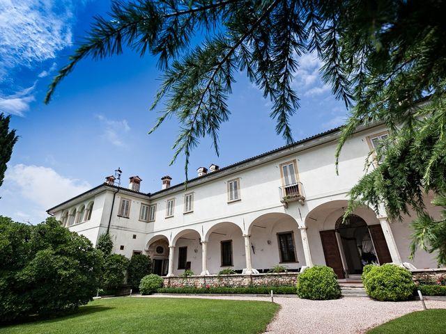 Il matrimonio di Valentina e Damiano a Carobbio degli Angeli, Bergamo 22