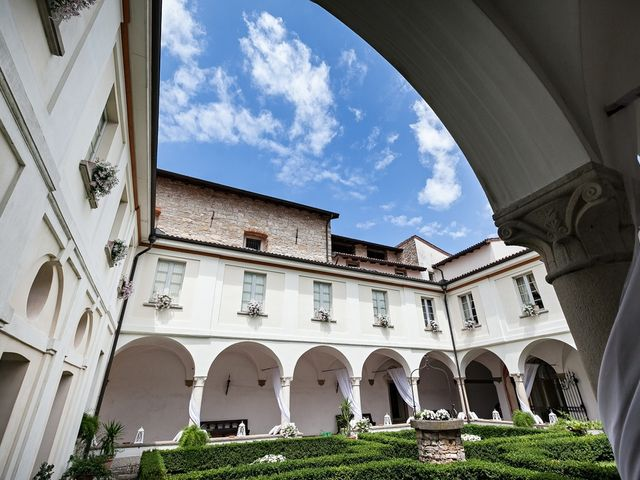 Il matrimonio di Valentina e Damiano a Carobbio degli Angeli, Bergamo 23