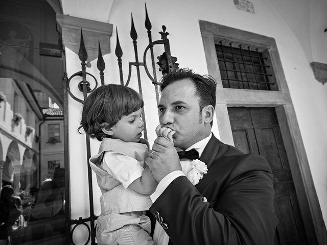 Il matrimonio di Valentina e Damiano a Carobbio degli Angeli, Bergamo 27