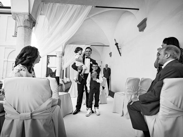 Il matrimonio di Valentina e Damiano a Carobbio degli Angeli, Bergamo 28