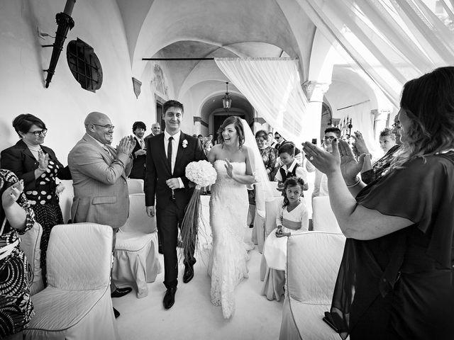 Il matrimonio di Valentina e Damiano a Carobbio degli Angeli, Bergamo 29
