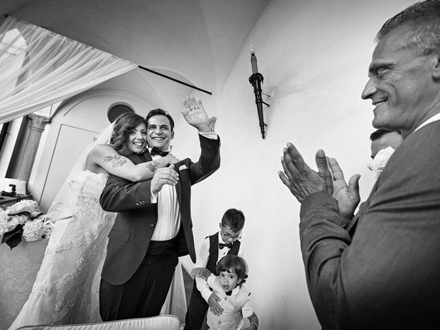 Il matrimonio di Valentina e Damiano a Carobbio degli Angeli, Bergamo 30