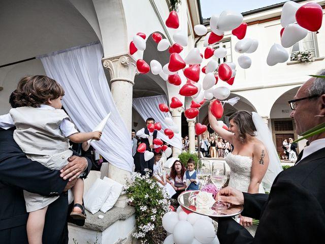 Il matrimonio di Valentina e Damiano a Carobbio degli Angeli, Bergamo 31