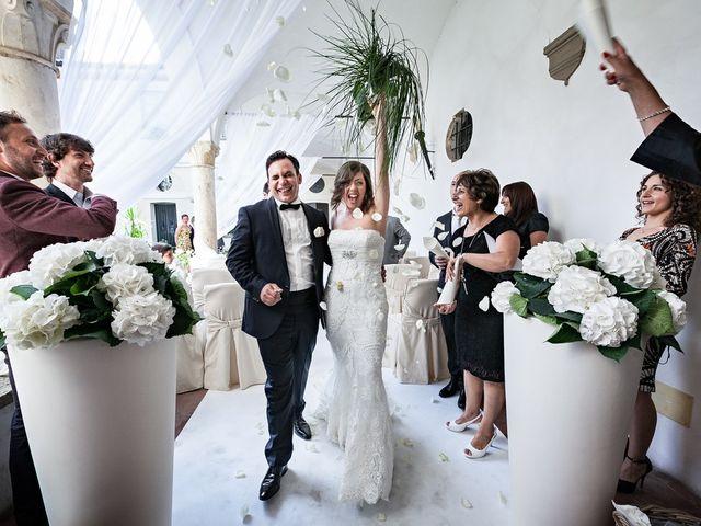 Il matrimonio di Valentina e Damiano a Carobbio degli Angeli, Bergamo 32