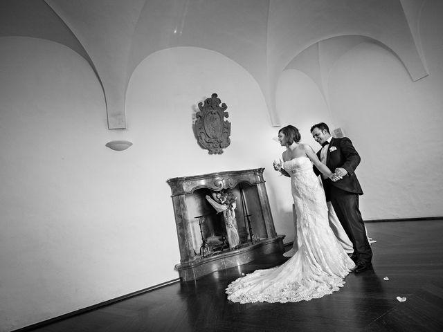 Il matrimonio di Valentina e Damiano a Carobbio degli Angeli, Bergamo 34