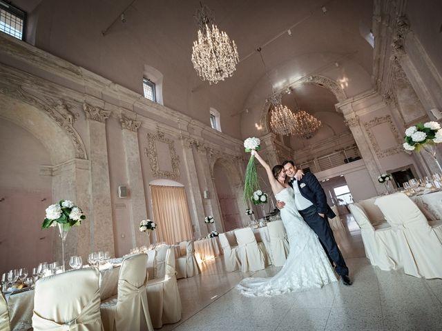 Il matrimonio di Valentina e Damiano a Carobbio degli Angeli, Bergamo 35