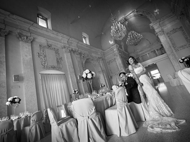 Il matrimonio di Valentina e Damiano a Carobbio degli Angeli, Bergamo 36