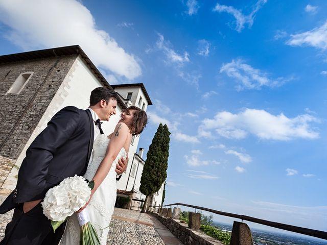 Il matrimonio di Valentina e Damiano a Carobbio degli Angeli, Bergamo 38