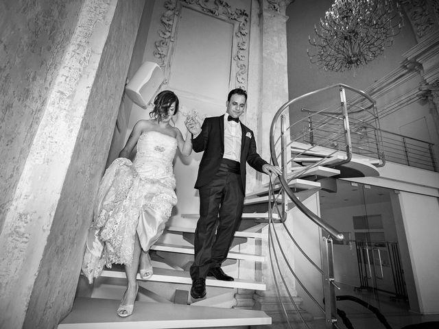 Il matrimonio di Valentina e Damiano a Carobbio degli Angeli, Bergamo 42