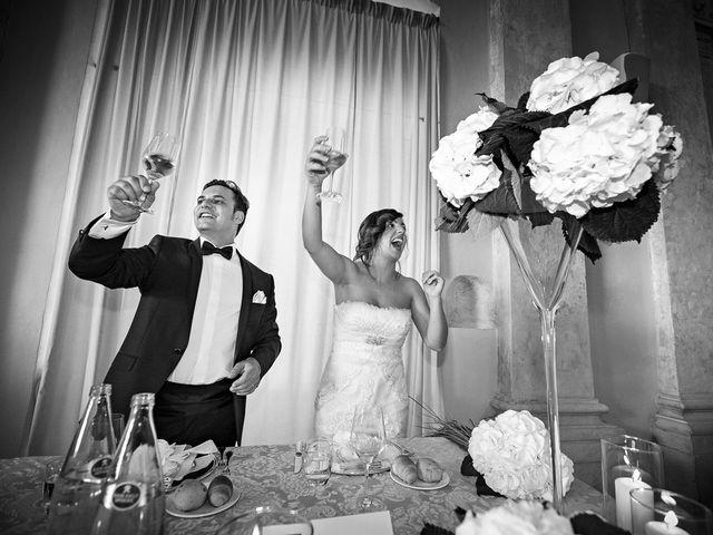 Il matrimonio di Valentina e Damiano a Carobbio degli Angeli, Bergamo 43