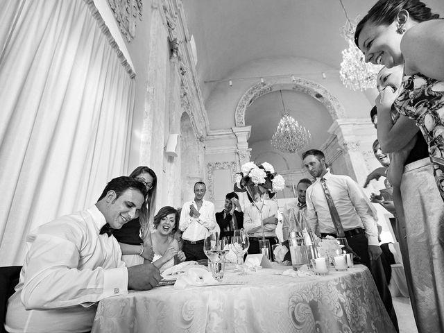 Il matrimonio di Valentina e Damiano a Carobbio degli Angeli, Bergamo 45
