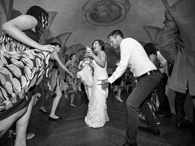 Il matrimonio di Valentina e Damiano a Carobbio degli Angeli, Bergamo 48