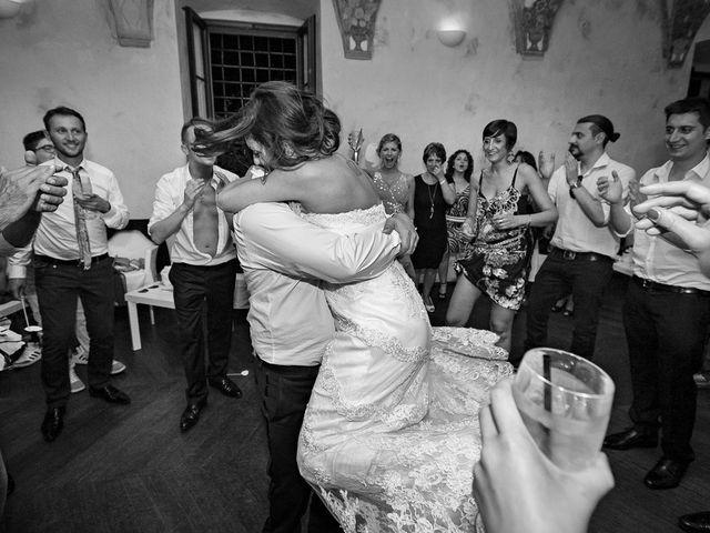 Il matrimonio di Valentina e Damiano a Carobbio degli Angeli, Bergamo 49