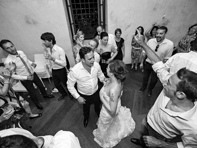 Il matrimonio di Valentina e Damiano a Carobbio degli Angeli, Bergamo 50