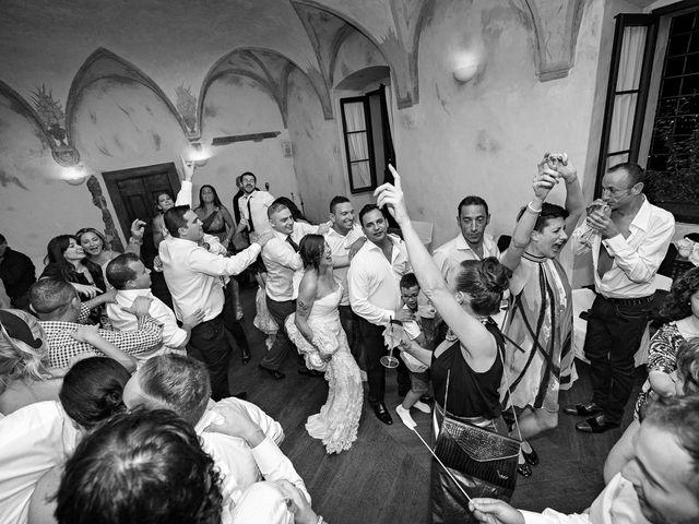 Il matrimonio di Valentina e Damiano a Carobbio degli Angeli, Bergamo 51