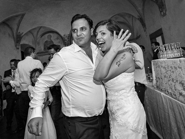 Il matrimonio di Valentina e Damiano a Carobbio degli Angeli, Bergamo 52