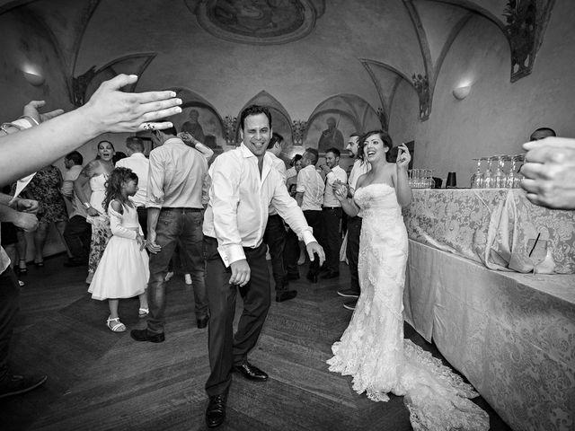 Il matrimonio di Valentina e Damiano a Carobbio degli Angeli, Bergamo 53
