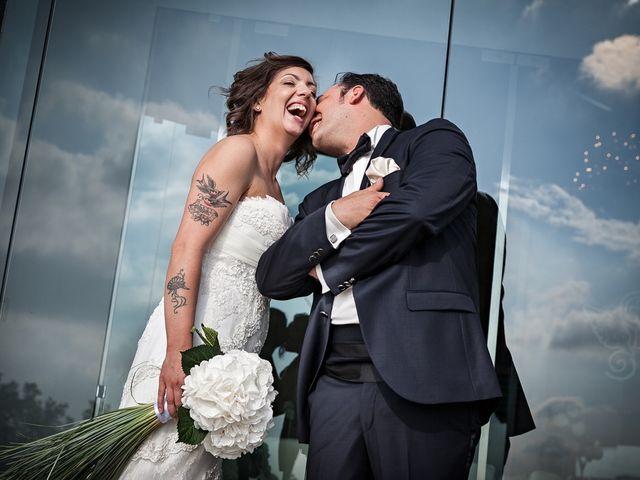 Il matrimonio di Valentina e Damiano a Carobbio degli Angeli, Bergamo 58
