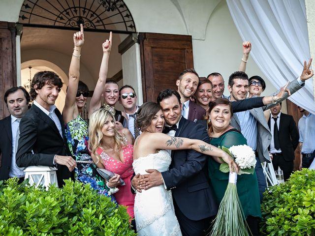 Il matrimonio di Valentina e Damiano a Carobbio degli Angeli, Bergamo 60