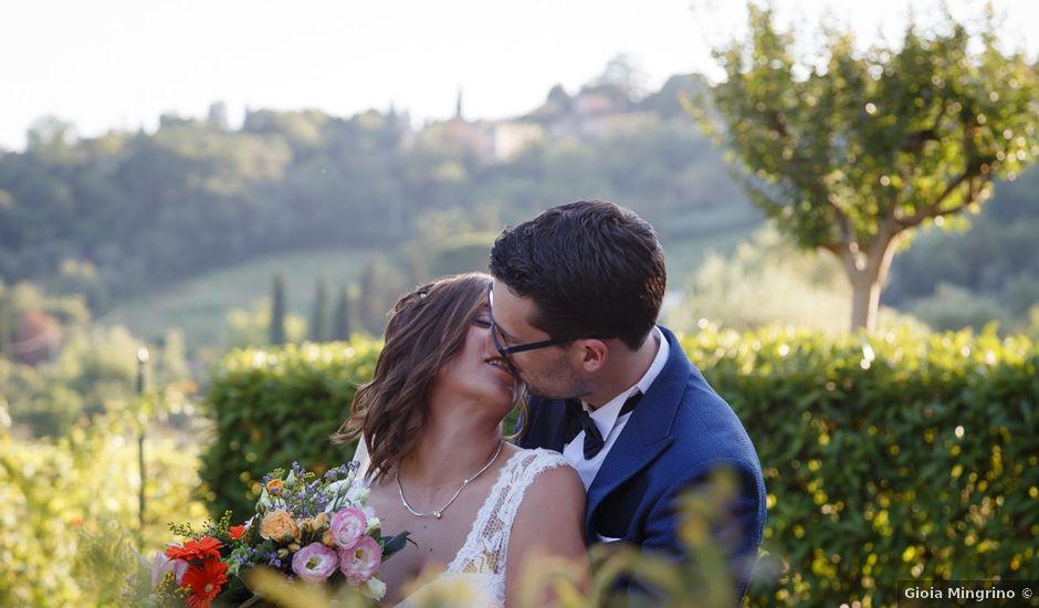 Il matrimonio di Leonardo e Paola a Pistoia, Pistoia
