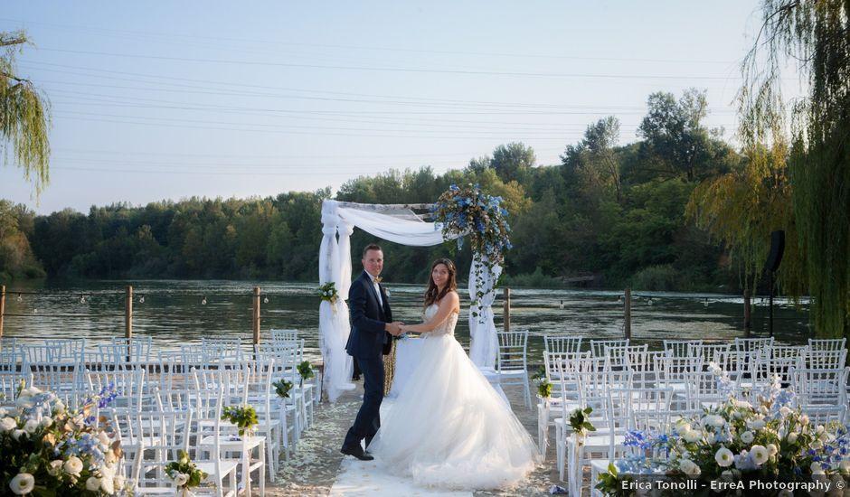 Il matrimonio di Alessandro e Andrea a Volta Mantovana, Mantova