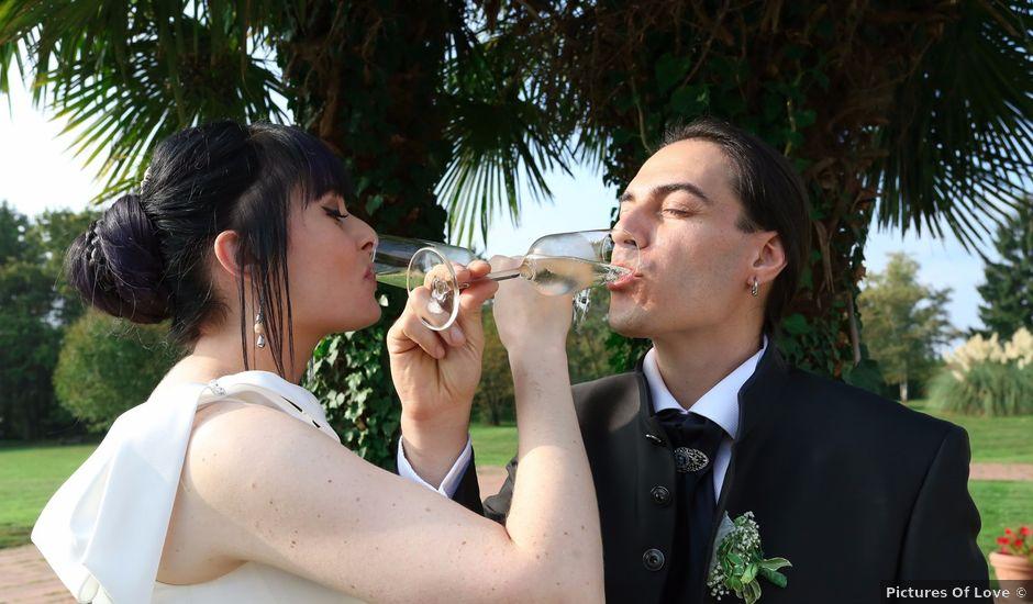Il matrimonio di Christian e Chiara a Gornate-Olona, Varese