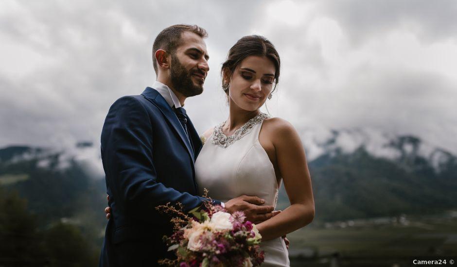 Il matrimonio di Matteo e Marlene a Merano-Meran, Bolzano