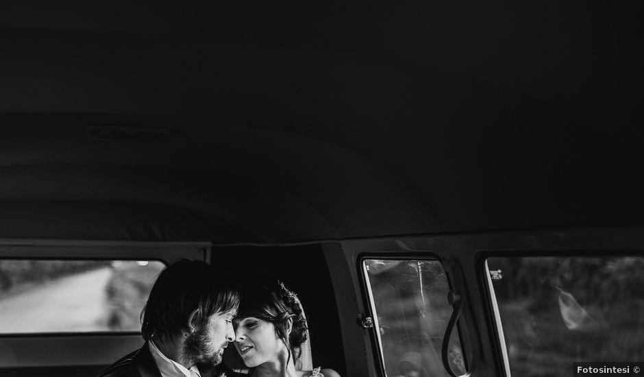 Il matrimonio di Alessio e Caterina a Cingoli, Macerata