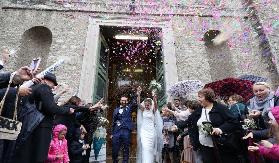 Il matrimonio di Gabriele e Carmen a Como, Como