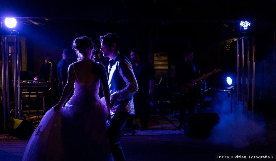 Il matrimonio di Claudio e Rebecca a Montefiascone, Viterbo